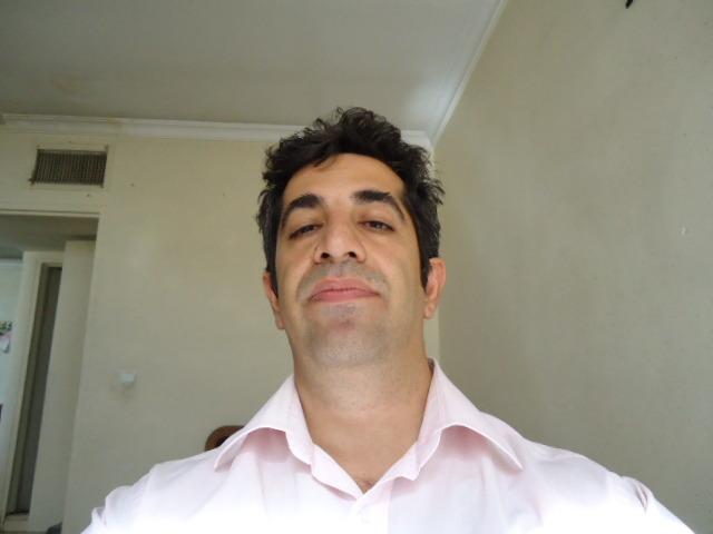 amir ahmadi, 44, Tehran, Iran