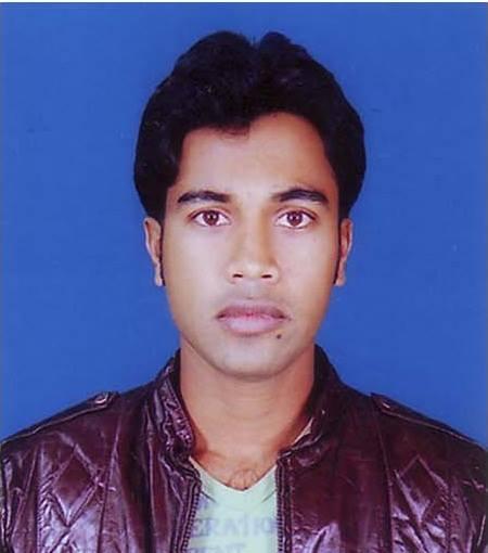 Rajib Roy, 33, Khulna, Bangladesh