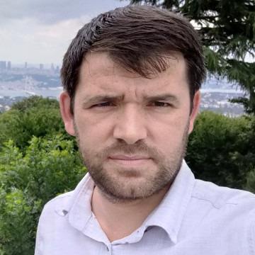 İlyas, 33, Esenler, Turkey
