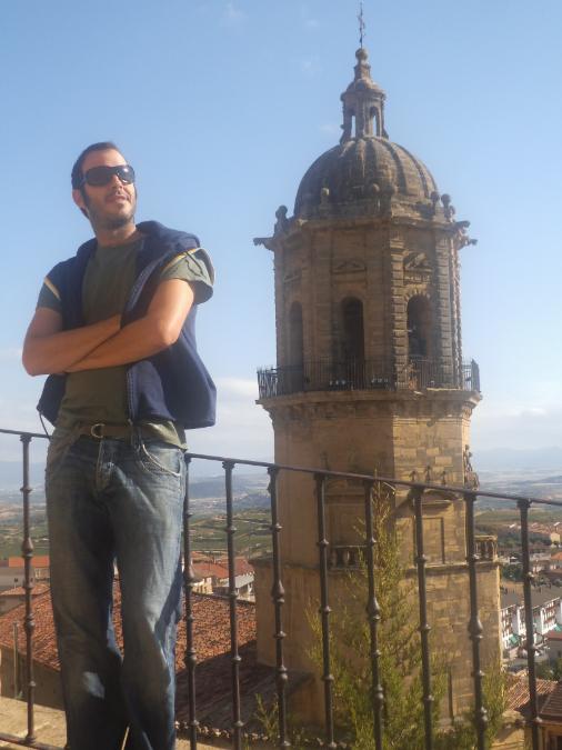 Mario basols, 39, Girona, Spain