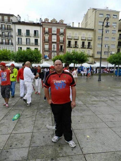 Juan Pedro Martinez Bautista, 40, Madrid, Spain