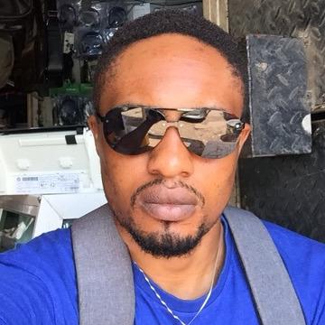 John, 36, Abuja, Nigeria