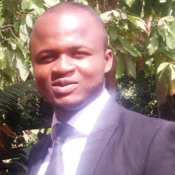 OBED DJABA, 29, Accra, Ghana