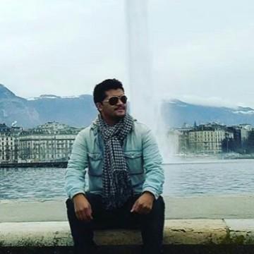 Ramon Santos, 33, Campinas, Brazil