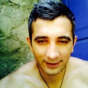 kaan Altun, 38, Bodrum, Turkey
