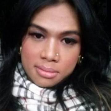 Emika Ashford, 27, Lampang, Thailand