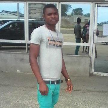samuel, 26, Lagos, Nigeria