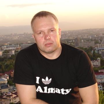 Andrey, 49, Almaty, Kazakhstan