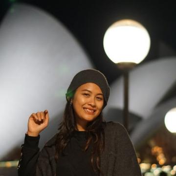 Nikki Elytta, 26, Jakarta, Indonesia