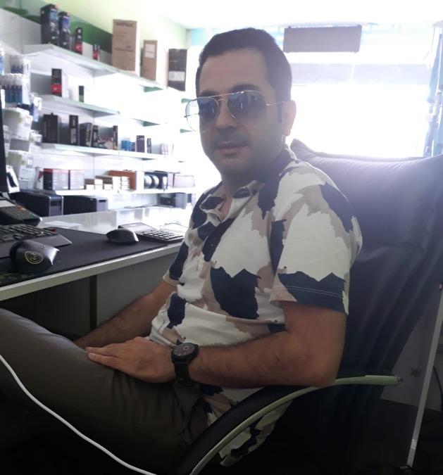 Serhat, 37, Adana, Turkey