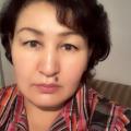 Gulsharatl Okasova, 48, Almaty, Kazakhstan