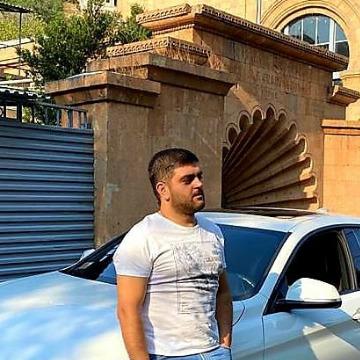 Artur Karapetyan, 34, Yerevan, Armenia