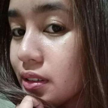 Pearl neril, 26, Surigao City, Philippines