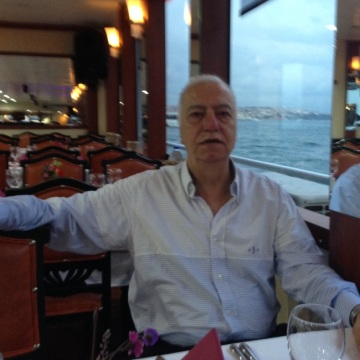 Bob, 61, Beirut, Lebanon