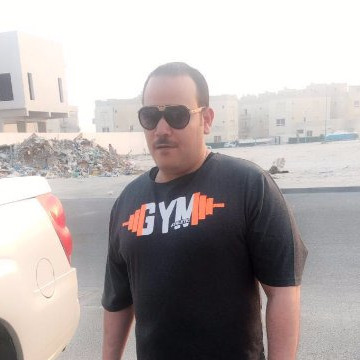 Ahmed Wasfi, 37, Kuwait City, Kuwait