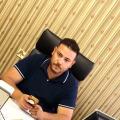 Ahmed Wasfi, 36, Kuwait City, Kuwait