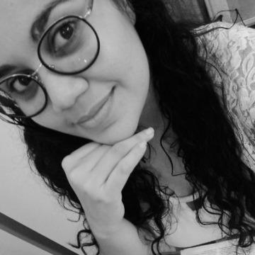 Ruth Moura, 28, Itacoatiara, Brazil