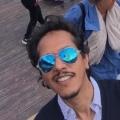 Abed Mzaffar, 47, Jeddah, Saudi Arabia