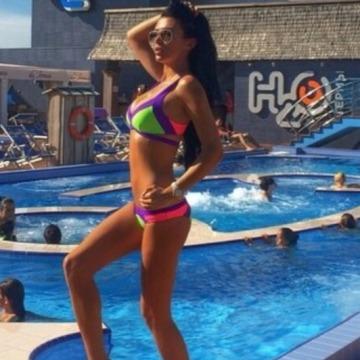 Ekaterina Sinyapkina, 28,