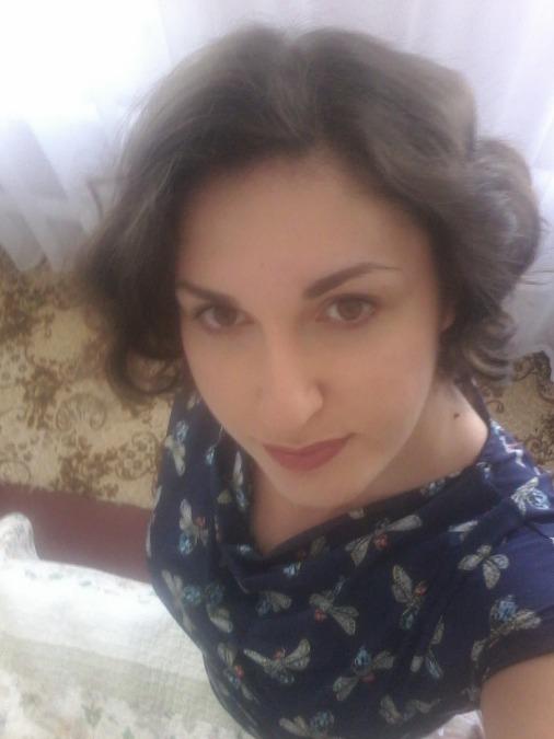 Nadezhda Sinenko, 30, Almaty, Kazakhstan