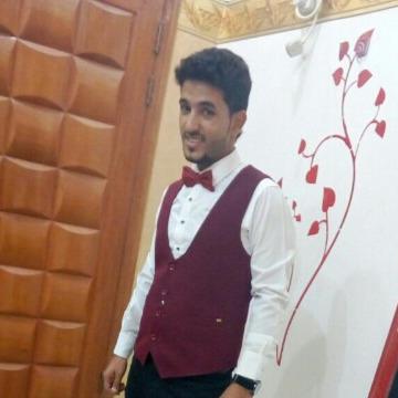 Yahya Ahmad, 44, Bishah, Saudi Arabia