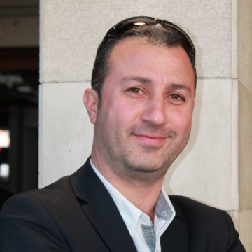 Ali İhsan YAVUZ, 41, Istanbul, Turkey