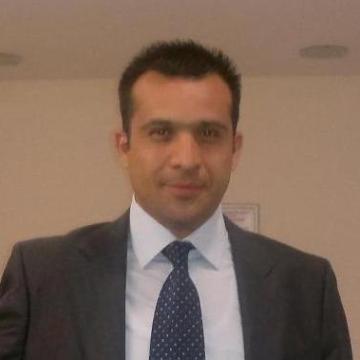 Gencay Koç, 36, Ankara, Turkey