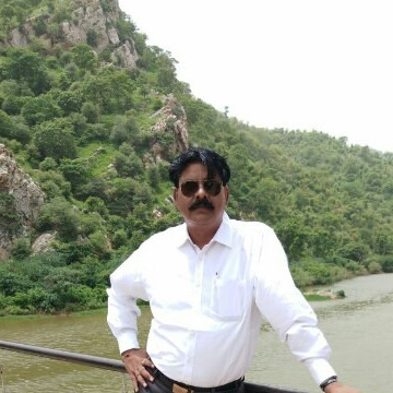 Teja Ram, 47, Jodhpur, India