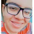 Roberto Velásquez, 21, San Salvador, El Salvador