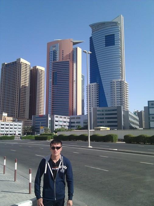 Rashid, 26, Dubai, United Arab Emirates