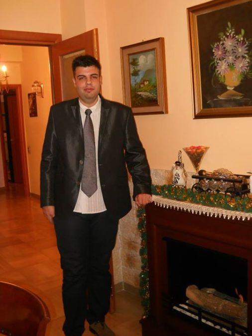 Valentino Perracchio, 29, Rome, Italy