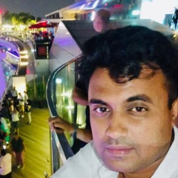 Bhavesh Patel, 37, Nagpur, India