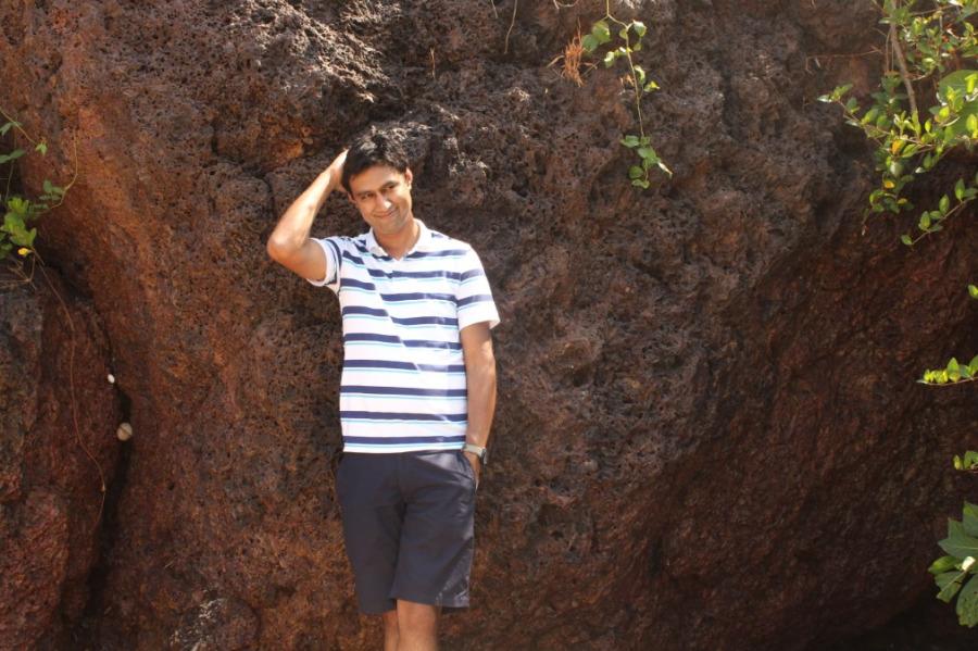 Pratik  Sarkar, 31, Greenville, United States