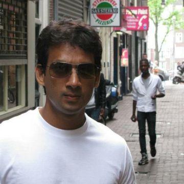 Vishal, 37, Nagpur, India