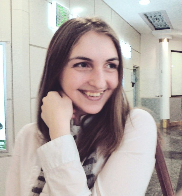 Елена, 25, Moscow, Russian Federation