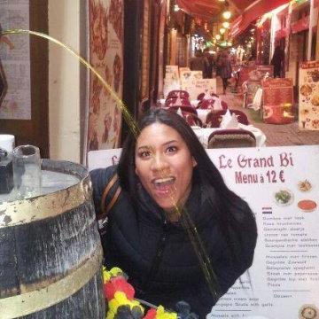Amy Cross, 38, Tbilisi, Georgia