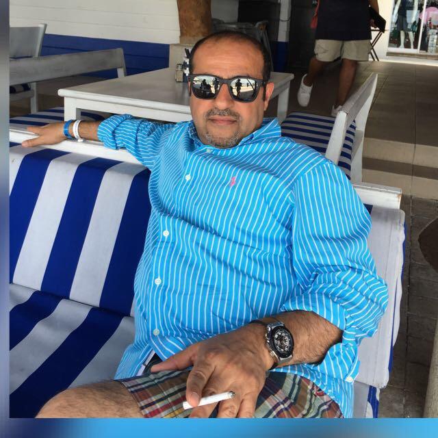Ahmad, 49, Kuwait City, Kuwait