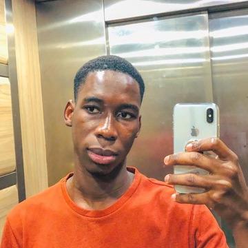 Adebayo, 24, Fort Frances, Canada