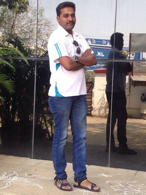 Naveen, 30, Chennai, India