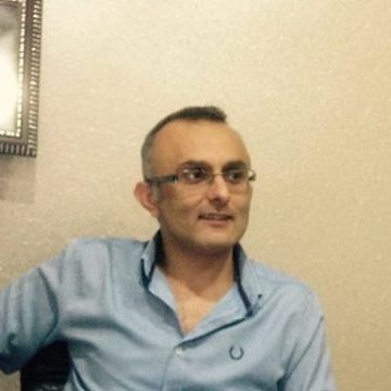 Yusuf Erturk, 39, Bursa, Turkey