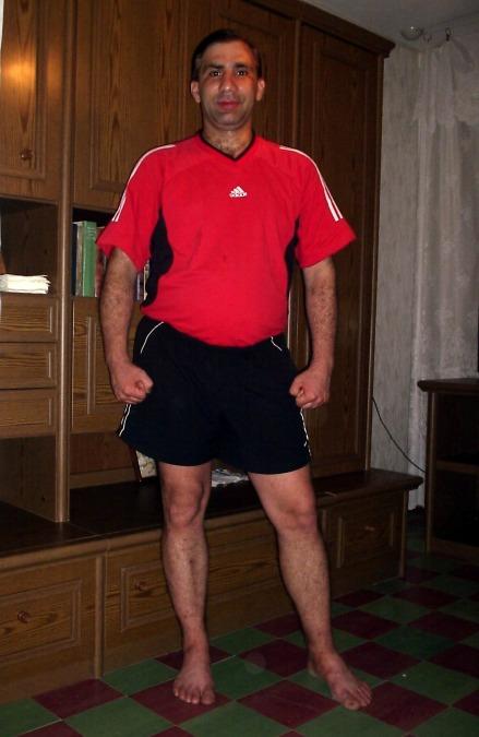 Артур Туров, 43, Mariupol', Ukraine
