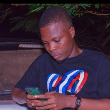 Christ, 37, Cotonou, Benin