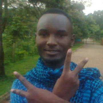 mwijusya brian, 26, Kampala, Uganda