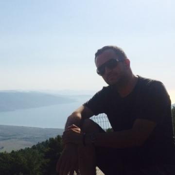 murad, 37, Istanbul, Turkey