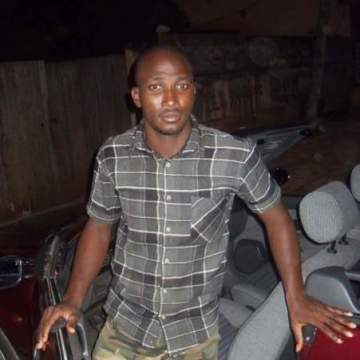 Lakbayo Patrick, 39, Lome, Togo