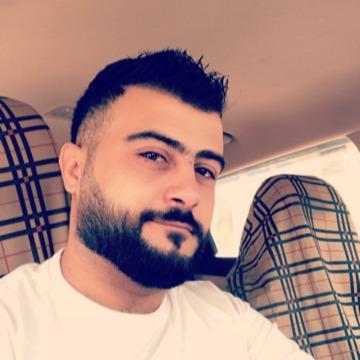 Omar, 30, Baghdad, Iraq