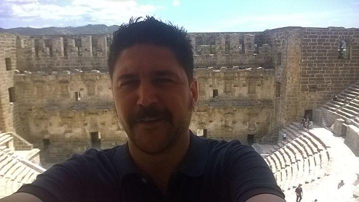 Berhan Bilge, 33, Istanbul, Turkey