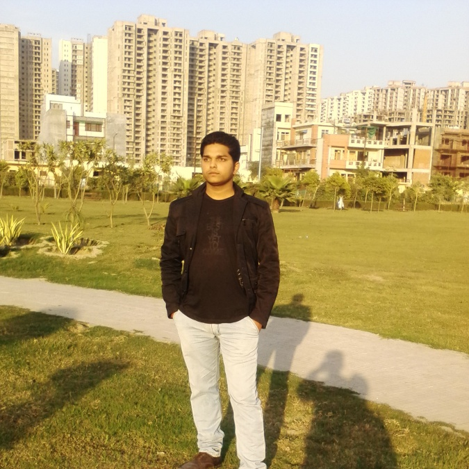 Pankaj Tomar, 24, New Delhi, India