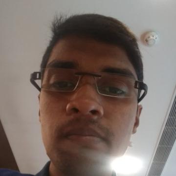 Arshad Nawazish, 24, Bangalore, India