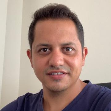 Yetkin Tuncay, 28, Izmir, Turkey